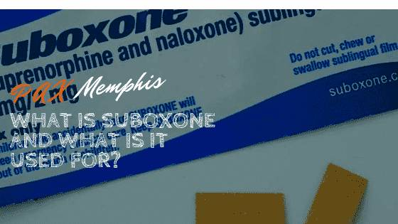 suboxone what is it
