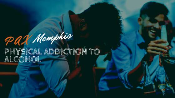 physical addiction to alcohol image