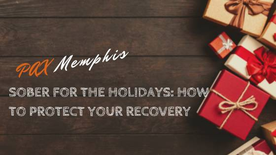 addiction treatment center on how to stay sober for the holiday