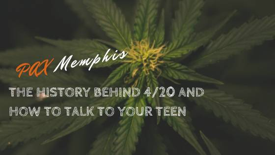 the history of 4-20