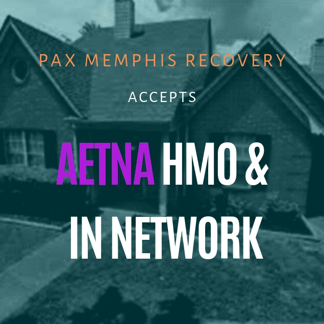 Aetna Health Insurance | PAX Memphis TN Substance Abuse Treatment Coverage