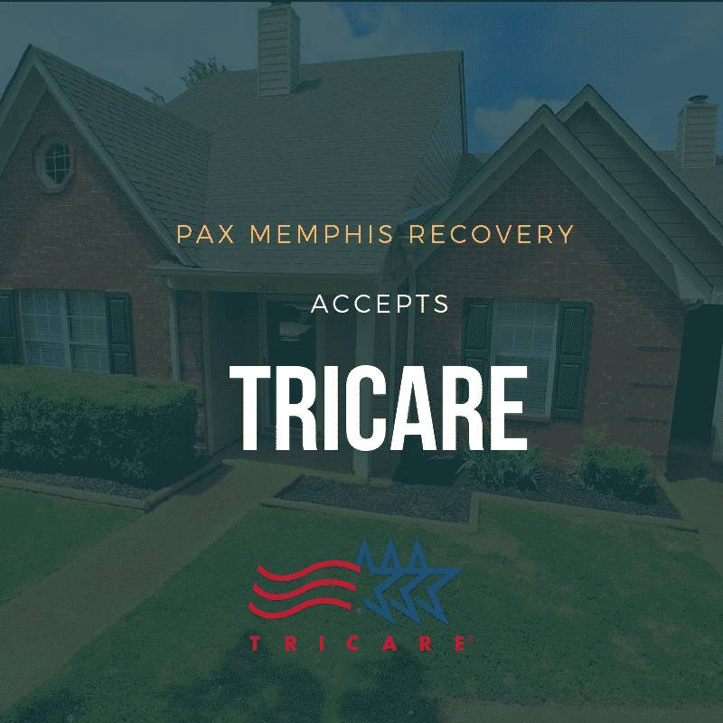 TRICARE Insurance | PAX Memphis TN Substance Abuse Treatment Coverage
