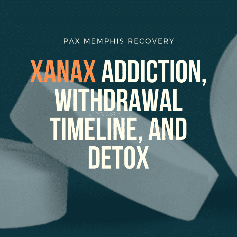 Xanax Addiction, Withdrawal Timeline, and Detox