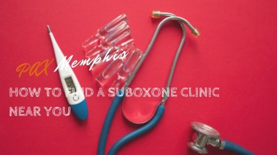suboxone doctor in Memphis