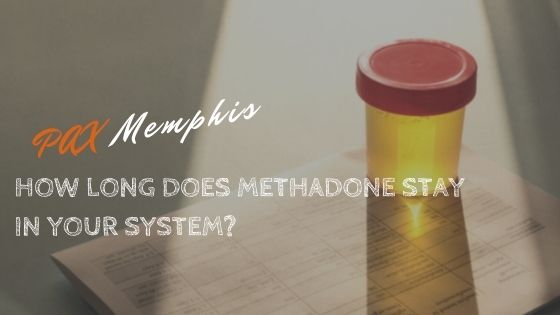 drug test for methadone in your system