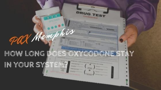 drug test for oxycodone in blood, urine, saliva