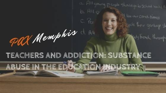 addiction in the education industry