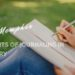 5 Benefits of Journaling in Recovery